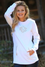 North Hampton Sweatshirt Monogrammed